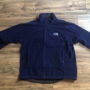Men's medium north face wind wall jacket